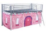 安い金属か鋼鉄シングル・ベッド