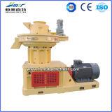 Máquina para hacer la pelotilla de madera