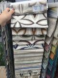 Новая ткань жаккарда полиэфира краски пряжи 2017 для софы и занавеса