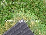 gazon de synthétique de 40mm pour le jardin ou l'horizontal (SUNQ-AL00057-1)