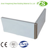 Panneau de bordage couvert par aluminium de moulage de panneaux de base de mur