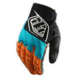 Перчатки Motocross Bike грязи Orange&Black для всадника (MAG20)