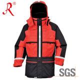 Водонепроницаемый и дышащий Рыбалка Проходимость куртка (QF-902A)