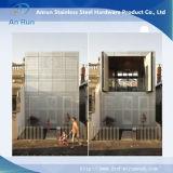 Ячеистая сеть нержавеющей стали для панелей стены