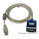 Hochgeschwindigkeits-USB zu RS-232 Serial Converter USB zu Female Serial Adapter Cable