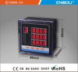 Dm96-E3 CE Certification con Digital Multifunction Meter