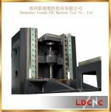 Centro fazendo à máquina vertical do CNC da elevada precisão Vmc1060 chinesa para a venda