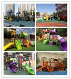 新しい子供の屋外の広い木の遊園地の製品