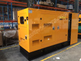 generatore diesel silenzioso eccellente 400kVA con il motore 2206c-E13tag3 della Perkins con approvazione di Ce/CIQ/Soncap/ISO