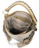 Verkoop van de Handtas van de Dames van de Manier van de Zakken van het Leer van de Ontwerper van de Handtassen van het Stro van dames de Online