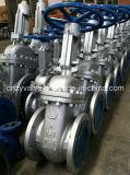 Soupape à vanne d'acier inoxydable de JIS20k (Z41Y-20K-DN150)