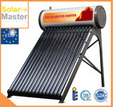 Integrative Druck Solarwarmwasserbereiter (Vacuum Tube Type)