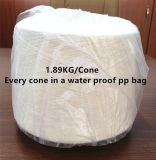 Ne60/1 100%年の綿の染料ヤーン