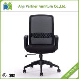 مرود خابور [كمفوتبل] أسود مكتب كرسي تثبيت يجعل في الصين ([مورّي])