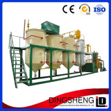Máquina crua da refinação de petróleo vegetal