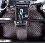 De Mat van de Auto van het Leer van het Kompas van de jeep 5D