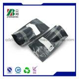 Wiederversiegelbarer silberner Reißverschluss-Verschluss-Aluminiumfolie-Beutel