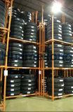 Lager kundenspezifisches Metallstahlgummireifen-Racking