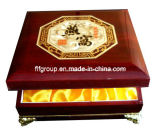 中国の製造者の贅沢なハイエンドギフトの純木ボックス
