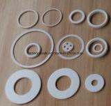 De maagdelijke Plastic TeflonPakking PTFE van Materialen
