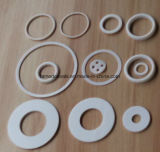 Plastik-PTFE Teflondichtung der Jungfrau-Material-