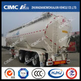 Cimc Rear Discharge를 가진 Huajun 정면 Lifting Bulk Grain Powder Tanker