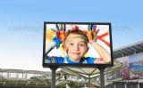 Cabina impermeable publicitaria grande al aire libre impermeable a todo color de la pared video de la pantalla LED de la visualización de LED de SMD P6 P8 P10 P16