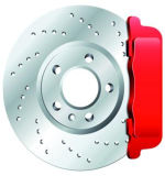 De Vervangstukken van Disk Auto van de rem voor OEM van Honda Civic 2012-2013 42510-Snv-H00