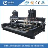 3D彫刻CNCの彫版機械4軸線
