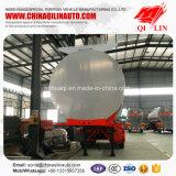 Remorque acide isolée par 50cbm bon marché de camion-citerne aspirateur des prix 30cbm 40cbm
