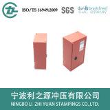 Крупноразмерный металл штемпелюя части для шкафа огнетушителя