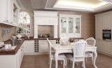 多くのカラー(zc-050)のシェーカーPVC台所家具