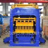 Máquina de fabricación de ladrillo comprimida del bloque de cemento del suelo grande de Capaciy