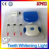 システム歯の手入れの製品を白くする世帯青光線の歯