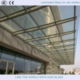 Vidro laminado de EVA com vidro de Temperd e vidro matizado, 3.3.1 vidros, 3.4.1 vidros, 4.4.2 vidros