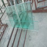 10mm 건물 문을%s 명확한 강화 유리 단단하게 한 유리