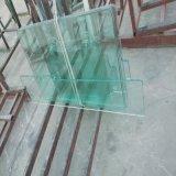 vidro temperado desobstruído do vidro Tempered de 10mm para a porta do edifício