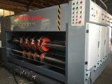 GSYKM Multicolorsの段ボール紙の印刷の細長い穴がつき、型抜き機械