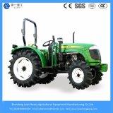 Entraîneur diesel de ferme/matériel agricole agriculture agricole/mini de 40HP-55HP/entraîneur pneu de jardin/paddy