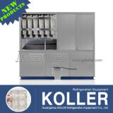 3 Tonnen Ice Cube Machine mit Packing System (CV3000)