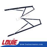 Amortisseur pneumatique de levage de bride de bâti de maître de compactage
