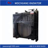 6135azld: Wasser-Aluminiumkühler für Dieselmotor
