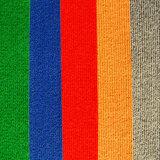 Non-Woven ковер Exhition равнины полиэфира красного ковра