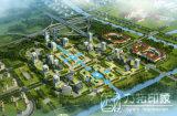 空中写真の国際的な生態学的な健康の都市計画