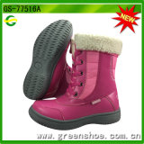 New Arrival Fashion Warm Knee High Bottes pour enfants Enfants