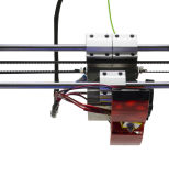 Zeit sparend! Sonnenaufgang schwarzer AcrylFdm Tischplattendrucker 3D
