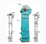 Baite a personnalisé la bande de conveyeur à chaînes en plastique de qualité pour la saucisse