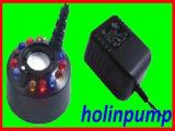 탁상 장식적인 가습기 통풍기 Fogger Disffuser 분무기 안개 제작자 (헥토리터 MMS011)