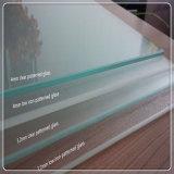 4mm ausgeglichenes Glas verwendet, um Glasgewächshaus aufzubauen