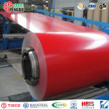 Couleur Coated Steel Coil Zinc Tiles Usé Prepainted Steel Coil